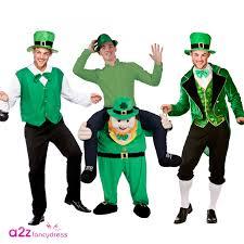mens lucky leprechaun deluxe st patricks day irish fancy