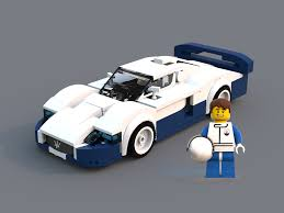 maserati road lego ideas maserati mc12 road and gt1 versions