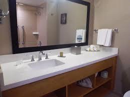 Modern Bathroom Toilet Basic Modern Bathroom With Lots Of Counter Space Hidden Toilet