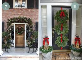 porch decorating ideas eye candy 10 front porch decorating ideas for winter curbly