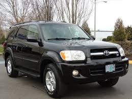 06 toyota sequoia 2006 toyota sequoia limited 4wd 3rd seat dvd navigation 83kmi