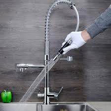 Cheap Faucets Kitchen by Online Get Cheap Modern Kitchen Faucets Aliexpress Com Alibaba