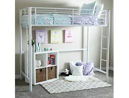 Loft Bed Without Desk Kids U0027 U0026 Teens U0027 Loft Beds Art Van Furniture