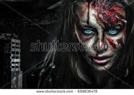 Zombie Slayer Halloween Costume Apocalypse Stock Images Royalty Free Images U0026 Vectors Shutterstock
