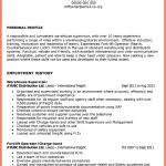 Warehouse Supervisor Resume Samples by Warehouse Supervisor Resume Resume Bio Example