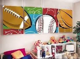 sports bedroom decor sports wall decor diy sports wall decor youtube