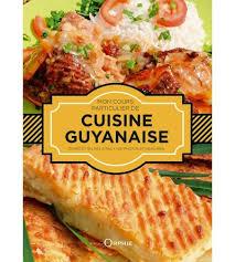 mon cours particulier de cuisine guyanaise editions orphie