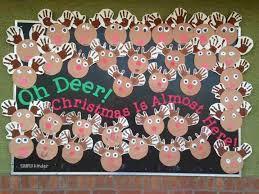 Deer Decor For Christmas by Kindergarten Activities For December Kindergarten Activities