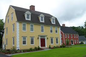 clasic colonial homes cch residential settlement traditional exterior boston by