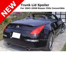 350z convertible spoiler ebay
