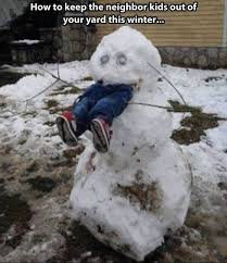 Funny Snow Meme - this almost makes me wish for snow meme guy