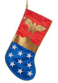 Stocking Wonder Woman Stocking