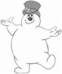 large snowman coloring page frosty the snowman coloring pages bing images christmas yard art
