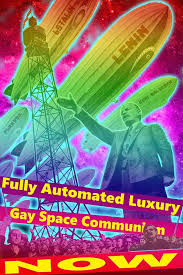 Gay Unicorn Meme - fully automated luxury gay space communism know your meme