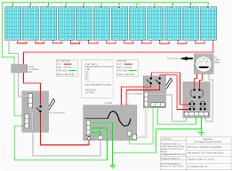 basic solar energy system diagram diy panel wiring in ansis me