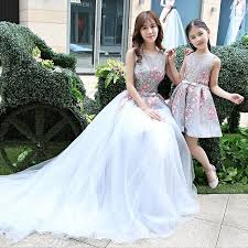 matching wedding dresses family matching wedding dresses floor