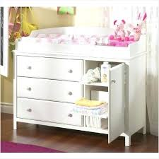 Drawer Change Table Changing Table With Drawer Baby Es Beautiful Budget Friendly