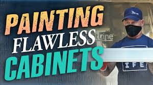 how to paint kitchen cabinets without streaks how to paint cabinets without brush marks a complete guide to easy cabinet painting
