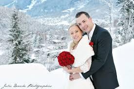 photo de mariage mariage à la neige mariella organisation de mariages