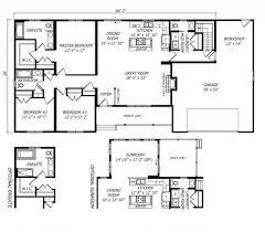 floor plans for 1800 sq ft homes wellington wl643 1 800 sq ft bungalow custom built modular home