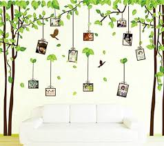 clest f h tree and bird photo frame vinyl art wall stickers decals clest f h tree and bird photo frame vinyl art wall stickers decals for nursery and kids room 180cm300cm by f h wall sticker