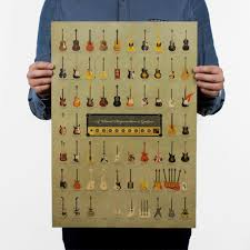 online buy wholesale posters guitars from china posters guitars