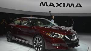 gray nissan maxima 2016 nissan maxima unveiled with 300 bhp video