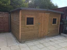 How To Make A Shed House by How To Build A Great Shed Base Upwards 8 Steps With Pictures