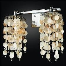Shell Sconces Oyster Shell Wall Sconce U2022 Wall Sconces