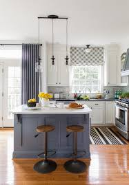 what color countertops go with wood cabinets 22 contrasting kitchen island ideas for a stand out space