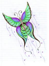butterfly tattoos and designs page 345