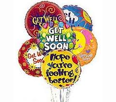 get well soon and balloons get well balloon bouquet in columbus oh osuflowers