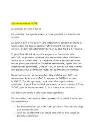 les heures de bureau elections professionnelles fonction publique territoriale 9 fevrier
