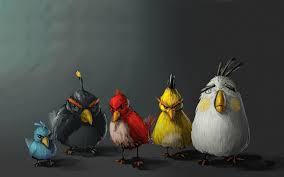Fun Wallpaper by Angry Birds Hd Wallpapers
