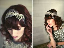 vintage headbands inspired rhinestone embellished bridal headband