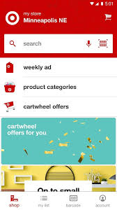 is there a limit on tvs on black friday at target target now with cartwheel android apps on google play