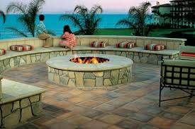 Outside Tile For Patio Selecting Outdoor Tile Landscaping Network