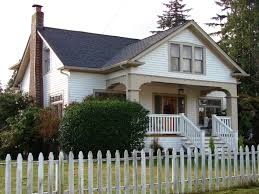 What Is Craftsman Style House The Morningside Heights Plat In Wedgwood Wedgwood In Seattle History