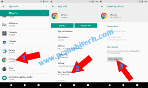 reset android to default how to reset default apps on android oreo 8 0 nougat 7 1 1