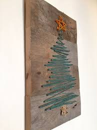 string art christmas tree by conwaycraftings on etsy https www