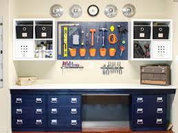 Garage Workshop by 10 Garage Storage Hacks To Keep You Organized Hgtv U0027s Decorating