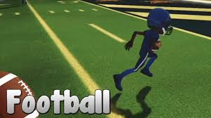 Wii Backyard Football by Sports Connection Wii U Gameplay Football Youtube
