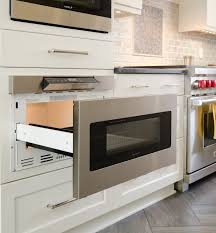 Design Line Kitchens by Modern Kitchen Remodel With Elmwood Cabinets And Wolf Duel Range