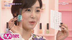 Nailtam2na Shopping In Seoul Tiffany Reveals Her Secret Tips How To Apply Sunscreen