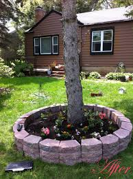 Raised Garden Bed With Bench Seating The Circle Of Life Winslow Home Living