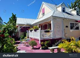 colorful key west conch cottage stock photo 116696362 shutterstock