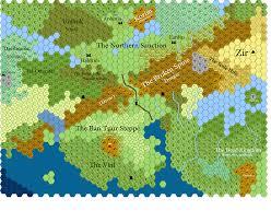 Spine Map Collabris The Broken Spine Duroknaz Korim The Northern Sanction