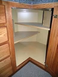 kitchen cabinet shelving ideas corner kitchen cabinet storage idea municipalidadesdeguatemala info