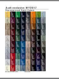custom colors audiworld forums