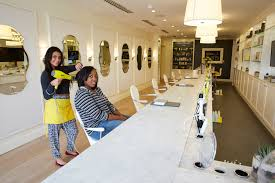 blow dry bars and finishing salons in chicago